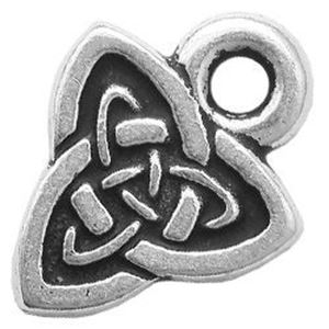 Picture of Celtic Triad Drop 10x8mm