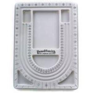"Picture of Beadalon Bead Design Board Grey, 9"" x 13"""