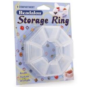 Picture of Beadalon Storage Ring 8 ~        Compartment
