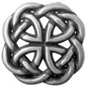 Picture of Celtic Filagree Round Concho 32mm