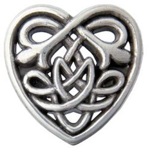 Picture of Celtic Heart Concho 32x31mm
