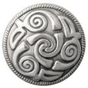 Picture of Lindesfarne Spiral Concho 25mm
