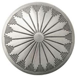 Picture of Nickel Silver Navajo Concho w/ Loop 21mm