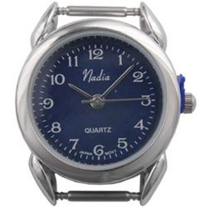 Picture of Lapis Watch 30x27mm, Pin Size 12mm