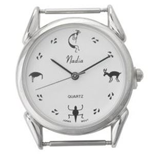 Picture of Four Animals Watch 38x34mm, Pin Size 18mm