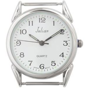 Picture of White Face Bold Watch 39x34mm, Pin Size 18mm