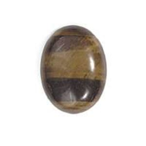 Picture of Oval Tiger Eye Cabochon 15x20mm