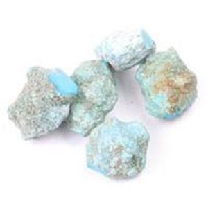 Picture of Stabilized Kingman Turquoise Blue Large