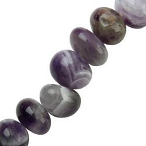 "Picture of Cape Amethyst Pebble 16"" Strand"