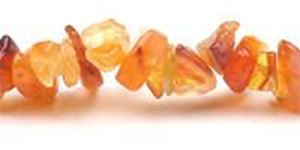 """Picture of Carnelian Chip Bead 36"""" Strand"""