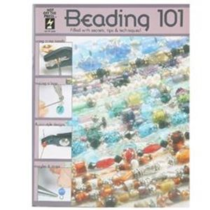 Picture of Beading 101 Book, distributed by Beadalon