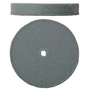 Picture of Cratex Rubberized Abrasive Square Wheel, 7/8 Inch, 1/8 Inch ~        Thickness, Xtra-Fine