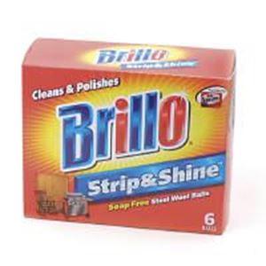 Picture of Brillo Brand-Supreme Steel Wool