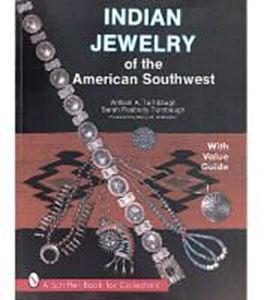Picture of Indian Jewelry of the American Southwest BOOK