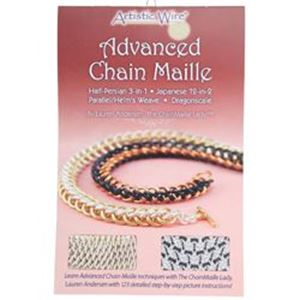Picture of Advanced Chain Maille BOOK