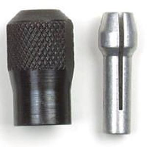 Picture of Dremel Quick Change Collet Nut with 4 Collet Sizes