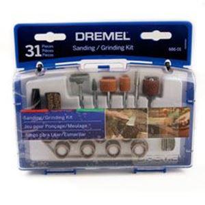 Picture of Dremel Sanding/Grinding<br />31 Piece Kit 68601