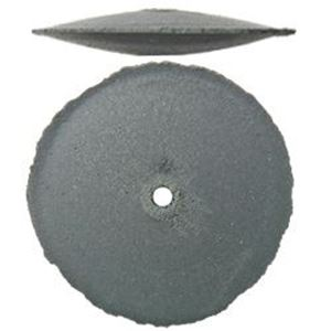 "Picture of Cratex Extra Fine Grit Tapered Wheel, 5/8"" Diameter"
