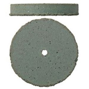 "Picture of  ~        Coarse Squared Cratex Wheel 7/8"" x 1/8"""