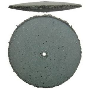 Picture of Cratex® Rubberized Abrasive Tapered Edge Wheel, Coarse, 1 ~ Inch