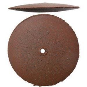 Picture of Cratex® Rubberized Abrasive Tapered Edge Wheel, Fine, 1 ~ Inch