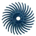 Picture of 3M Radial Bristle Blue Disc, 400 Grit, 9/16 Inch