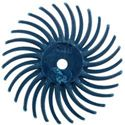 Picture of 3M Radial Bristle Blue Disc, 400 Grit, 3/4 Inch