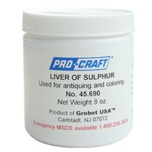 Picture of Can Liver of Sulfur 1/2 lb