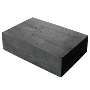 "Picture of Charcoal Soldering Block, 4-3/4"" x 3"" x 1-1/2"""