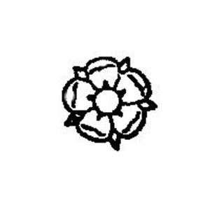 """Picture of Flower Stamp 3/8"""" tool"""