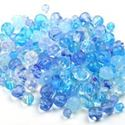 Picture of Glass Bead Grab Bag 100gr Blue