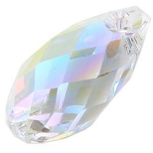 Picture of Swarovski Briolette Crystal AB 13x6.5mm