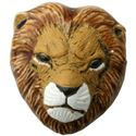 Picture of Lion Head Critter Bead