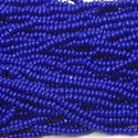 Picture of Medium Royal Blue Cut Seed Bead #260 Size 13