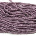 Picture of Purple Cut Seed Bead #280 Size 13