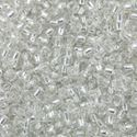 Picture of Silverlined Crystal Seed Bead #1 / Size #11<br />Approximately 25 ~        Grams