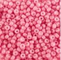 Picture of Opaque Dusty Rose Seed Bead #418 / Size #11<br />Approximately 25 ~        Grams