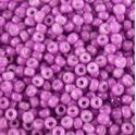 Picture of Opaque Lavender Magenta Seed Bead #419D / Size 11<br />Approximately ~        25 Grams