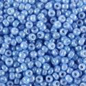 Picture of Opaque Lustre Baby Blue Seed Bead #430G / Size 11<br />Approximately ~        25 Grams