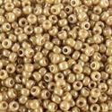 Picture of Opaque Lustre Mocha Seed Bead #440 / Size 11<br />Approximately 25 ~        Grams