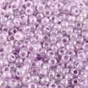 Picture of Size 11 Japanese Seed Beads, Ceylon Purple Pearl (#534A), ~ Approximately 25 Grams