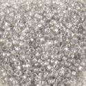 Picture of Shimmering Dove Grey Seed Bead #721 / Size 15<br />Approximately 25 ~        Grams