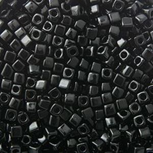 Picture of Square Black #401 1.8mm<br />Approx 10gr