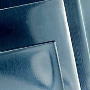 """Picture of Sheet Nickel Silver 6"""" x 18""""  28 Gauge/.012 Inch"""