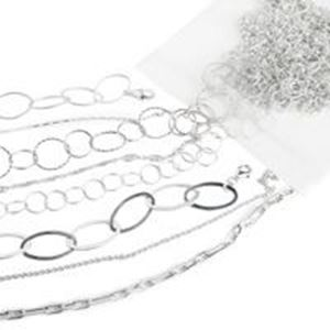 Picture of Sterling Silver Chain Grab Bag