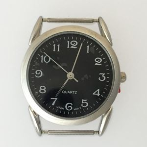 Picture of Black Face Watch 38x34mm, Pin Size 18mm
