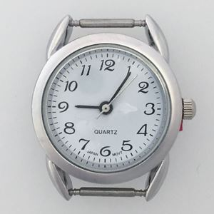 Picture of White Face Watch 30x27mm, Pin Size 12mm
