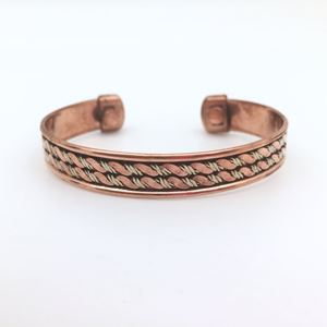 Picture of Copper Bracelet Chimayo