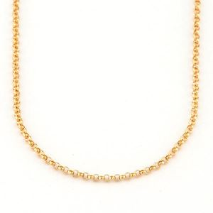 """Picture of Gold Filled Rolo Chain 1.4mm 18"""""""