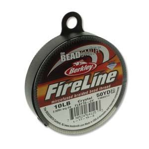 """Picture of .008"""" 10lb Crystl FireLine 50Yd"""